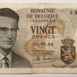 Belgia 20 franci 1964