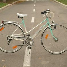 Active - bicicleta dama, 22 inch, 28 inch, Numar viteze: 6