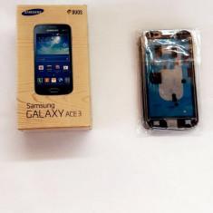 PIESE si ACCESORII pentru SAMSUNG GALAXY ACE 3 DUOS S7272 BLACK - Telefon mobil Samsung Galaxy Ace Duos, Negru, Neblocat