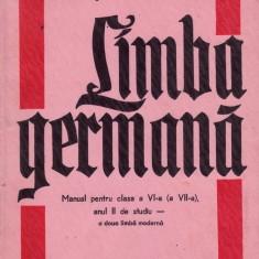Limba germană clasa a VI-a, didactica si pedagogica