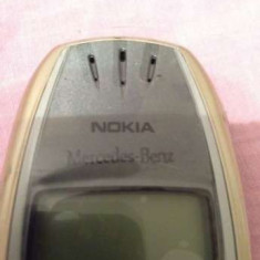 Nokia 6310 mercedes benz - Telefon mobil Nokia 6310i, Argintiu, Neblocat