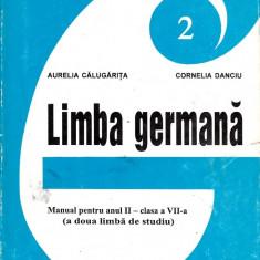 Limba germană clasa a VII-a, didactica si pedagogica