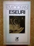 Emil Cioran – Eseuri