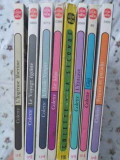 Set 8 Carti In Lb. Franceza Colette (le Kepi, La Seconde, Gig - Colette ,406455