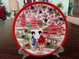 Farfurioara Decorativa Portelan Chinezesc MARUKU Made In Japan, Decorative