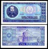 Romania 1966 - 100 lei UNC
