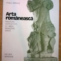 Vasile Dragut - Arta Romaneasca {Vol. 1} - Album Arta