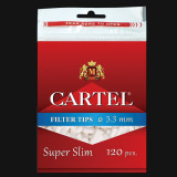 Filtre CARTEL SUPER SLIM 5,3mm