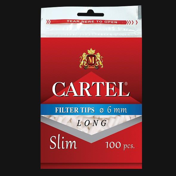 Filtre CARTEL SLIM LONG 6mm