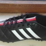 Ghete fotbal sintetic Adidas marimea 40 2/3. NOI și SIGILATE!, Culoare: Negru
