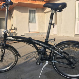Bicicleta Cyco PLIABILA - Bicicleta pliabila, 28 inch, 20 inch, Numar viteze: 6
