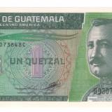 [B-2] Guatemala 1 Quetzal 2012, UNC polymer