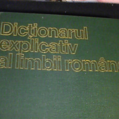 DICTIONAR EXPLICATIV AL LIMBII ROMANE-DEX-1049 PG A 4-