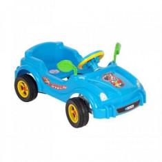 Masina cu pedale- Visul copiilor, albastru