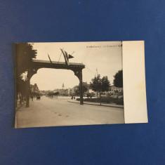 Targu Mures - Carte Postala Moldova 1904-1918, Circulata, Fotografie