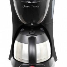 Cafetiera Trisa Aroma Thermos 6013.75 800W 1L Negru