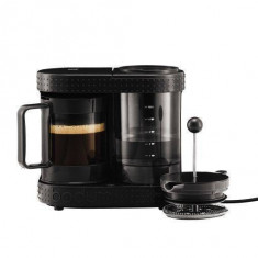 Cafetiera Bodum French Press Bistro 480W Black - Infuzor ceai