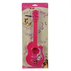 Jucarie chitara, Masha and the Bear - Instrumente muzicale copii