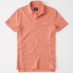 Tricou Polo ABERCROMBIE FITCH - Tricouri Barbati - 100% AUTENTIC - Tricou barbati, Marime: L, Culoare: Din imagine, Maneca scurta, Bumbac