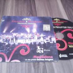 CD DAMIAN & BROTHERS FILARMONIKA ROMANES-MAGDALENA ORIGINAL STARE FOARTE BUNA