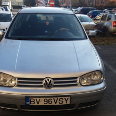 Golf 4, An Fabricatie: 2002, Motorina/Diesel, 240000 km, 1900 cmc