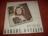 Karady Katalin-Nincs Vege Meg-Qualiton Hungary 1990 vinil vinyl