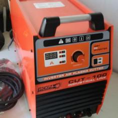 Plasma ISKRA CUT-100 Industrial Line Invertor Taiere cu PLASMA, 51-100, 26-45