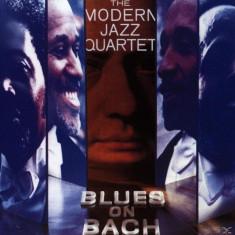 Modern Jazz Quartet Blues On Bach Japan ed. Digipack (cd) - Muzica Jazz
