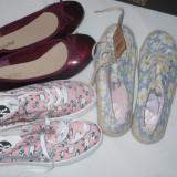 Lot incaltaminte fetite - OKAZIE - Pantofi copii, Culoare: Multicolor, Marime: 35, Fete, Textil