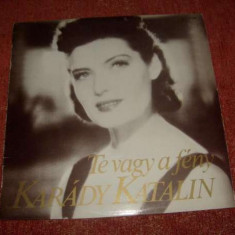 Karady Katalin-Te Vagy A Feny-Qualiton Hungary 1986 vinil vinyl