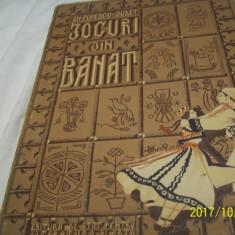 Jocuri din banat- gh. popescu-judet, an 1956 - Carte Arta dansului