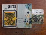 Zanele din Valea Cerbului + alte 2 carti /  R4P3S