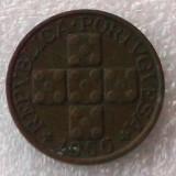 P2. Portugalia 20 centavos 1966 **, Europa