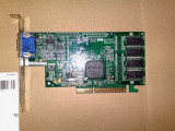Placa video Matrox MGA-G200A-D2 agp