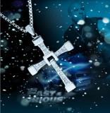 Pandantiv / Colier / Medalion Cruciulita Dominic Toretto Fast And Furious + lant