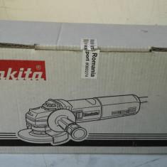 Flex 125mm Makita 9558 Polizor Unghiular HN