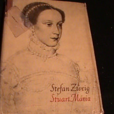 STUART MARIA-STEFAN ZWEIG-IN LIMBA MAGHIARA-311 PG-
