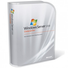 Windows Server 2008 DataCenter - in limba Engleza - Sistem de operare