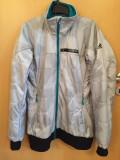 Geaca Canada Adidas Terrex Skyclimb Alpha Jacket 100% Original UK12, 40, Argintiu, Poliester