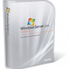 Windows Server 2008 R2 Standard - in limba Engleza - Sistem de operare