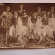 Fotografie port popular ardelenesc studio TIBERIU HOZDOVITS ARAD, Sepia, Etnografie, Romania 1900 - 1950