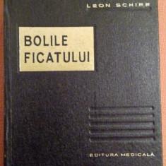 Bolile Ficatului - Leon Schiff