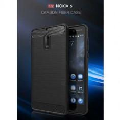 Husa Nokia 6 Neagra - Husa Telefon