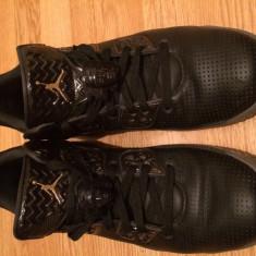 Vand Air Jordan Spike Forty Low - Adidasi barbati Jordan, Marime: 46, Culoare: Negru
