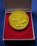 Medalie Romania Aviatie - Aurel Vlaicu