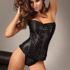 Lenjerie Sexy Amani LivCo - Camasa de noapte, Marime: S, M, Culoare: Negru