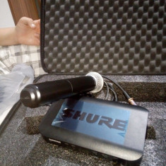 Shure BLX 24 Beta 58A Shure Incorporated