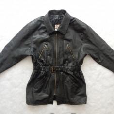 Geaca piele naturala Best Leather Visavis Leather Club; marime M; ca noua - Geaca barbati, Marime: M, Culoare: Din imagine