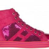 Sneakers Hogan - Gheata dama Hogan, Culoare: Roz, Marime: 35, 36, 36.5