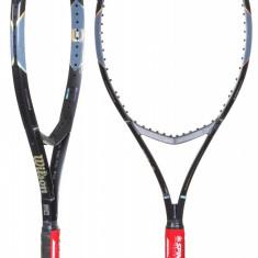 Wilson Ultra XP 100S 2016 racheta tenis test 3 - Racheta tenis de camp